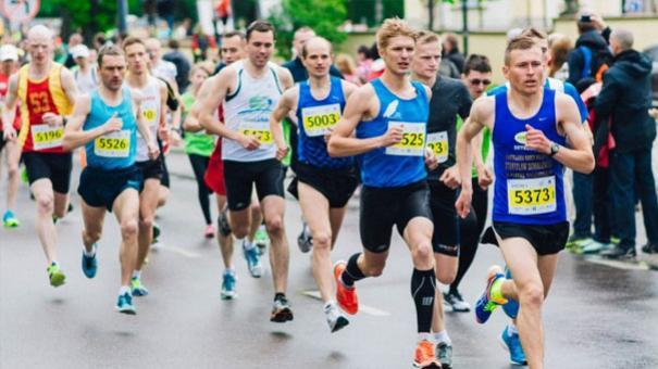 ฟื้นฟูร่างกายหลังวิ่ง #1