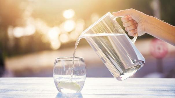 <strong>ดื่มน้ำ</strong>ให้มากขึ้น ทำง่ายๆ #2