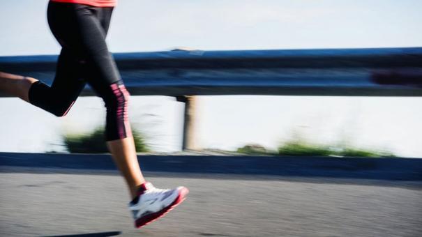 มนุษย์ถูกออกแบบมาให้<strong>วิ่ง</strong> มากกว่าเดิน #1