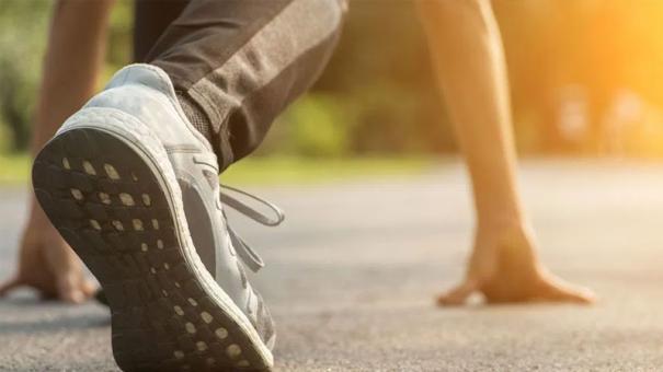 มนุษย์ถูกออกแบบมาให้<strong>วิ่ง</strong> มากกว่าเดิน #3