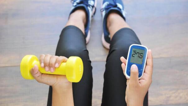 การ<strong>ออกกำลังกาย</strong> <strong>ผู้ป่วยเบาหวาน</strong> #1