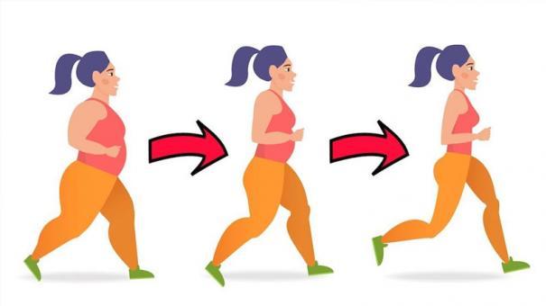 เคล็ดลับ <strong>วิ่ง</strong><strong>ลดน้ำหนัก</strong> ลดความอ้วน ผอมเร็ว #1