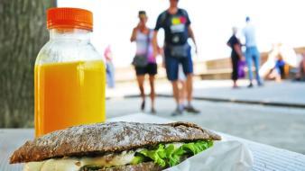 ก่อนเริ่มวิ่ง ควรกินอย่างไร
