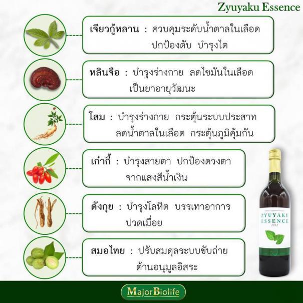 <strong>Zyuyaku Essence</strong> ซุยากุเอสเซนต์ #21