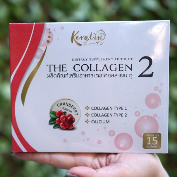 Keratin Collagen One 2 cal-1
